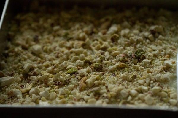 dry fruits for kalakand recipe