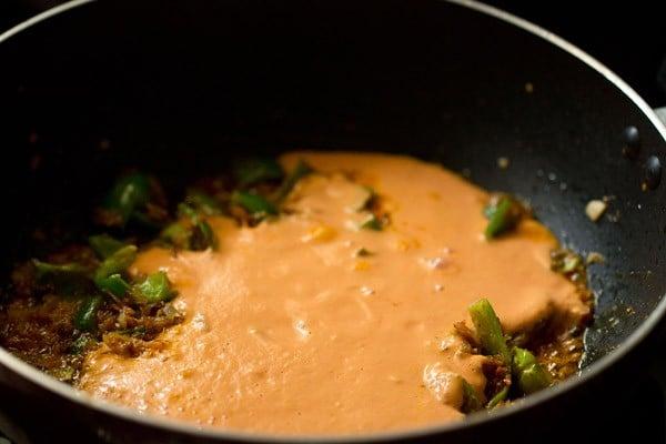 tomato paste for mushroom tikka masala recipe