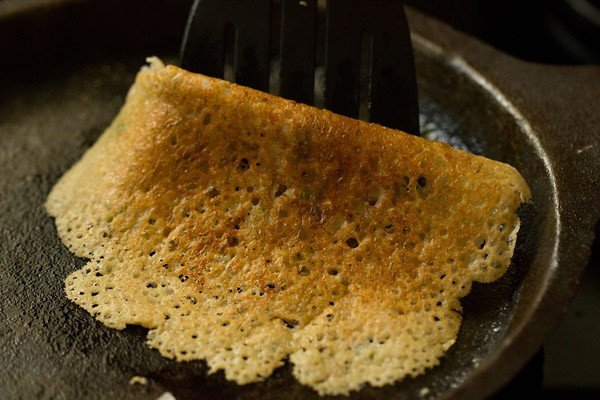 cooked dosa - oats dosa recipe