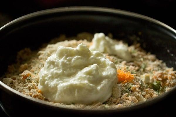 curd for oats idli recipe