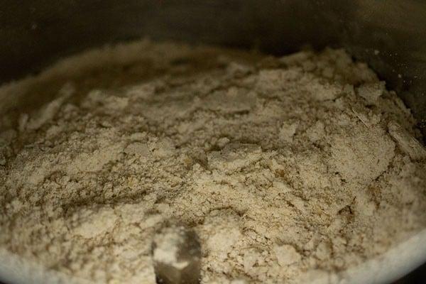 grind oats for oats idli recipe