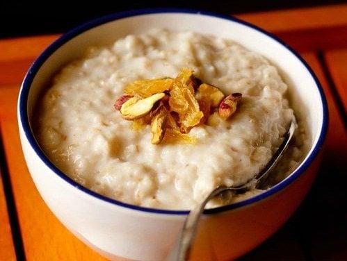 oats porridge recipe