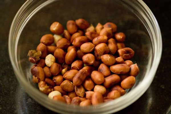 peanuts for raw mango rice recipe
