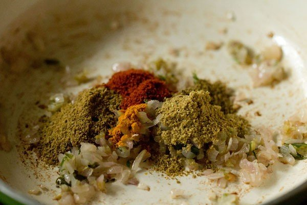 spices for veggie burger recipe