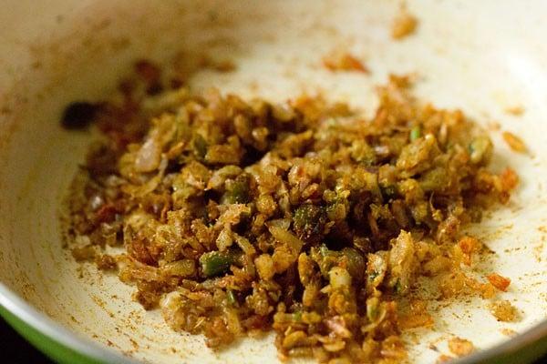 mixture for veggie burger recipe