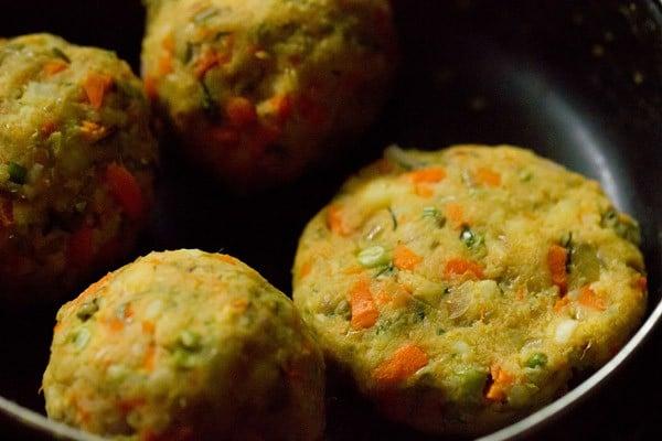 veg patties for veggie burger recipe