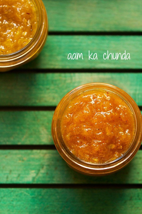 aam ka chunda recipe