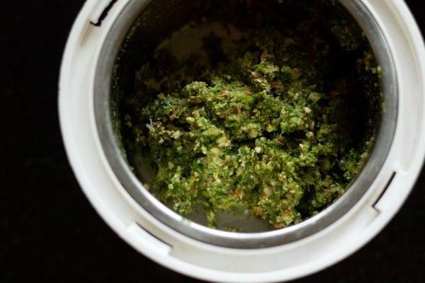 masala mixture for bharli bhendi recipe