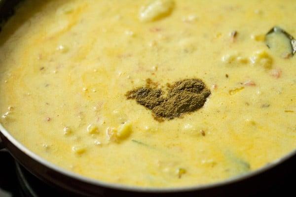 garam masala for dahi aloo recipe