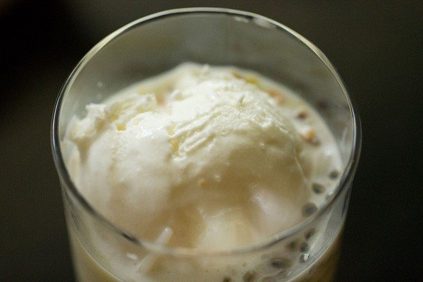 ice cream for kesar pista falooda recipe