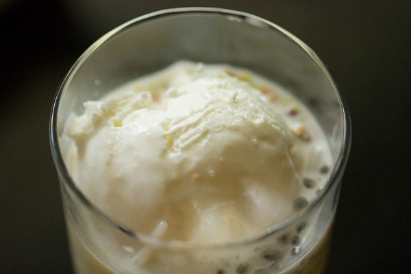 ice cream for kesar pista falooda recipe