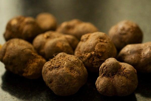 potatoes for koorka stir fry recipe