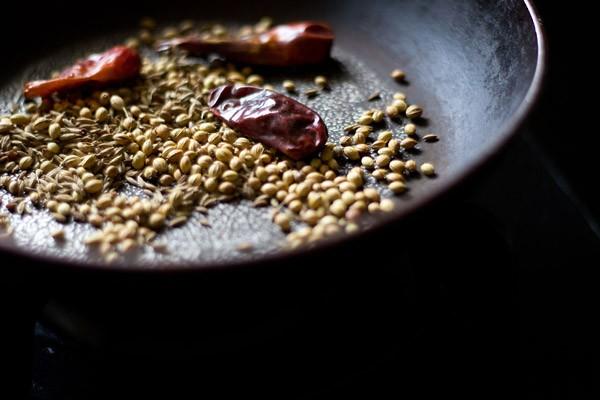 spices for sambar recipe