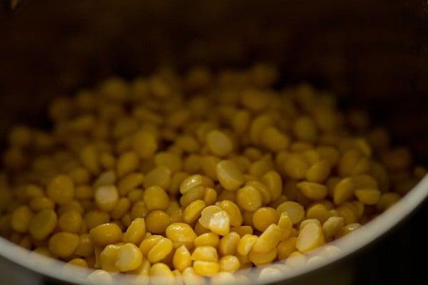 chana dal for masala vada recipe