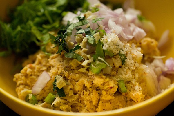 spices for masala vada recipe