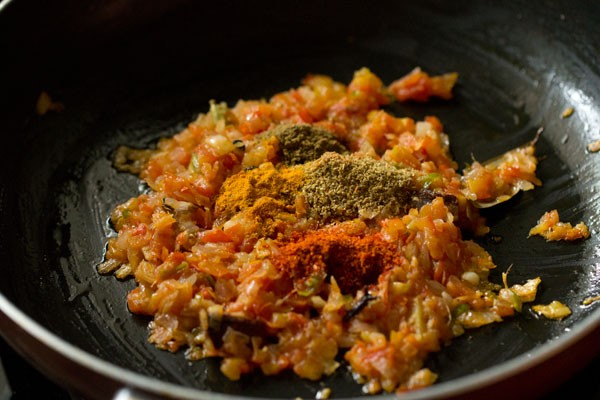 spices for paneer bhurji recipe