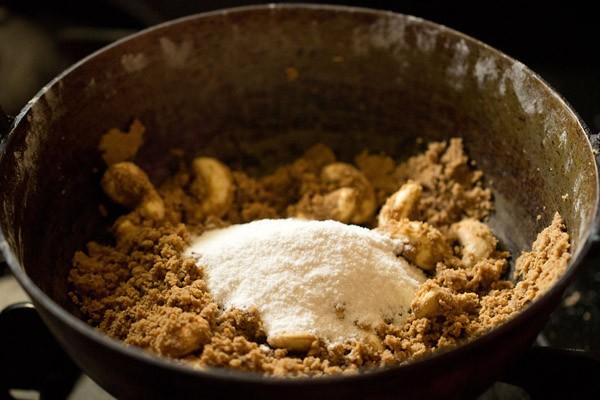sugar for panjiri recipe