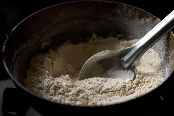 atta for panjiri recipe
