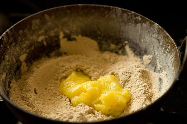 ghee for panjiri recipe