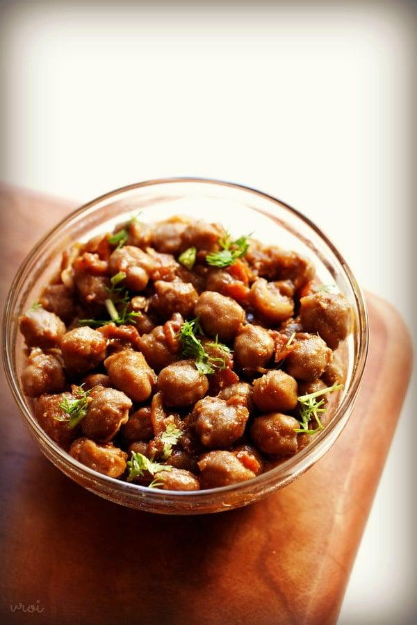 peshawari chole, peshawari chole recipe