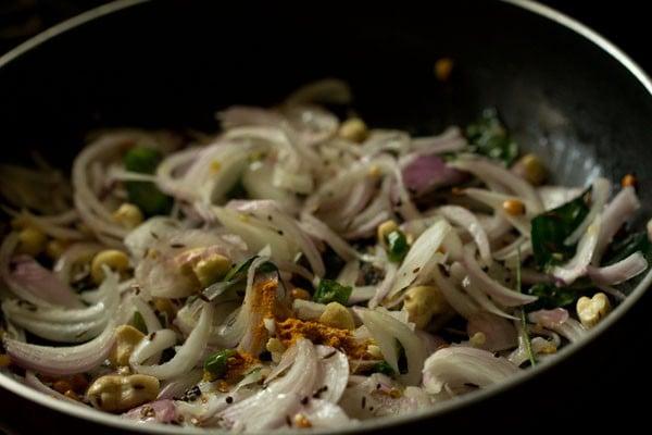 turmeric for poori masala recipe