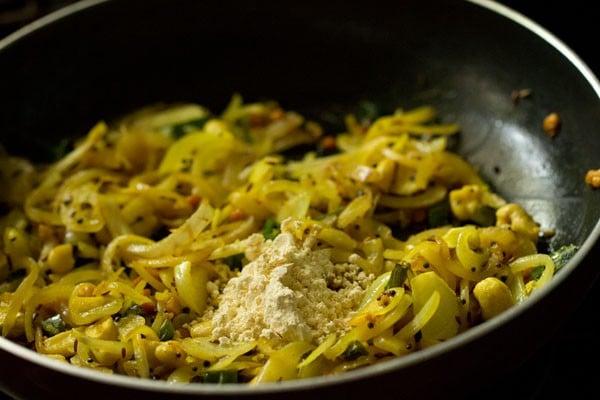 besan for poori masala recipe