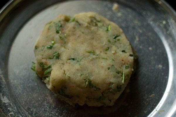 making mirchi vada recipe