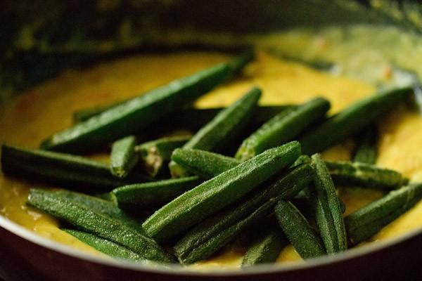 bhindi for shahi bhindi recipe