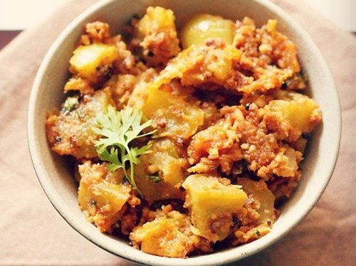 tomato bhaji recipe