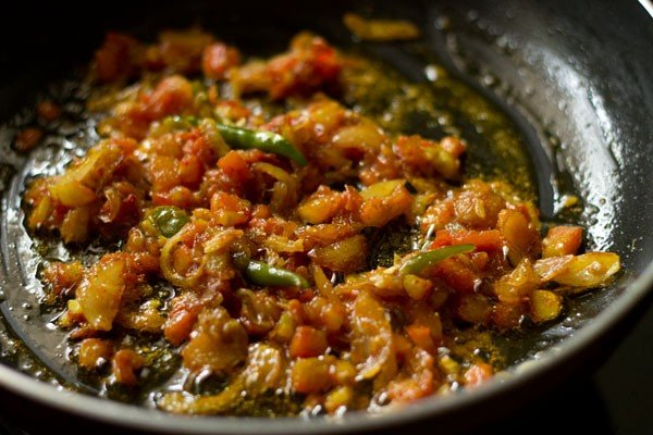 making bhindi fry recipe