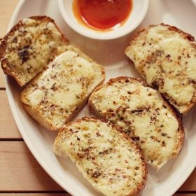 cheese garlic bread, cheese garlic bread recipe