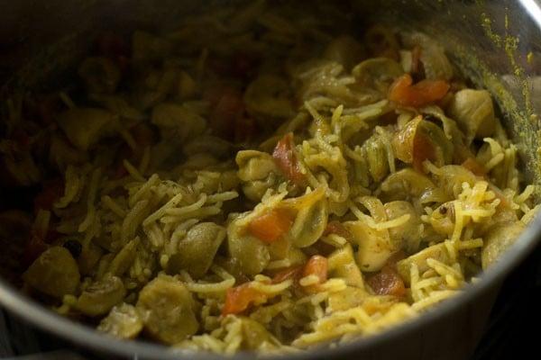 hettinad biryani recipe