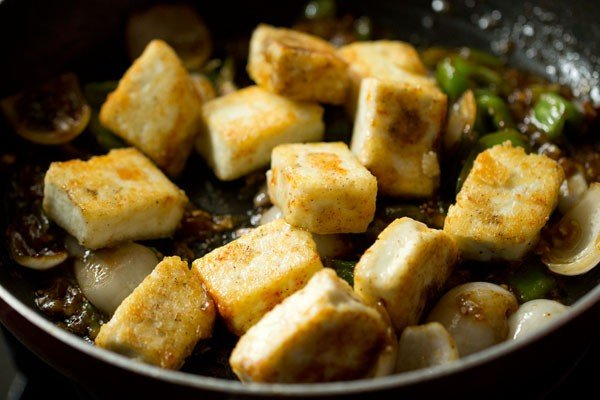 paneer for chili paneer dry recipe