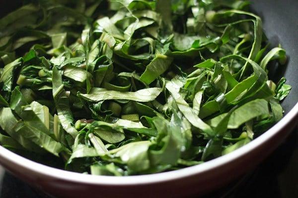 colocasia for colocasia leaves gravy recipe
