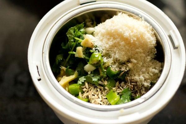 coriander for coriander rice recipe