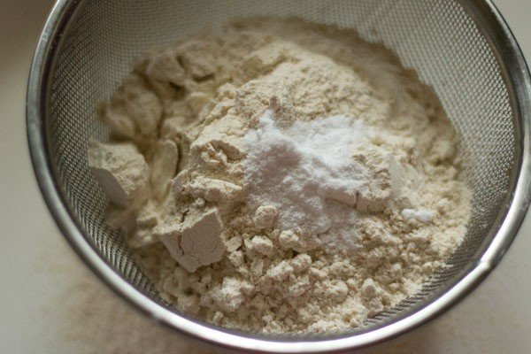 flour for lemon muffins recipe