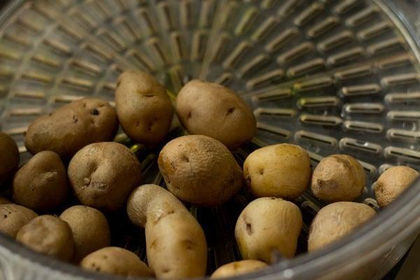 potatoes for lasaniya batata recipe