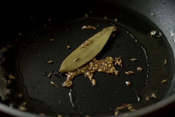 cumin for lasaniya batata recipe