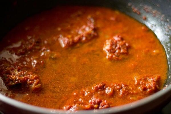water for lasaniya batata recipe