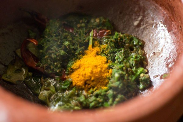 turmeric for lemon rasam recipe