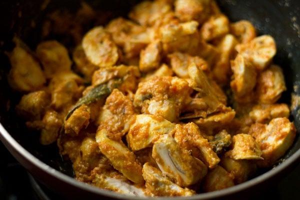 how to make punjabi fish curry