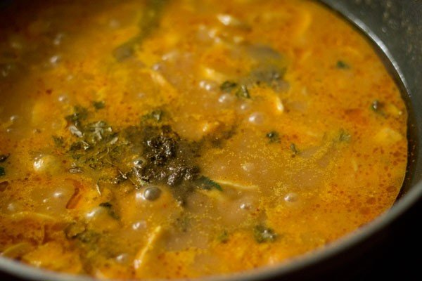 garam masala for mushroom masala recipe