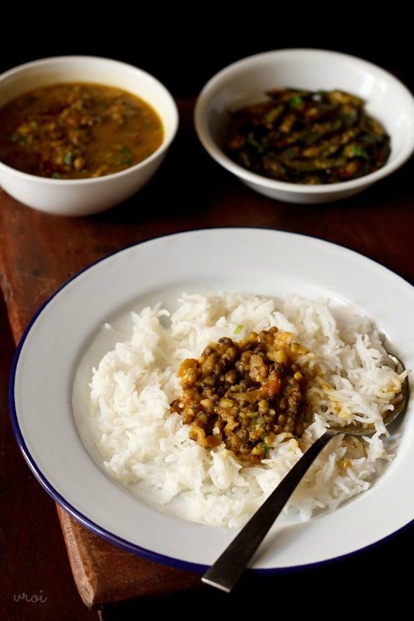 sabut moong dal recipe