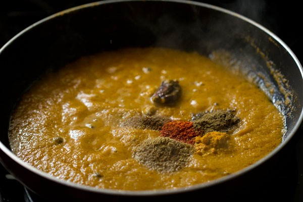 masala for shorba or sherva recipe