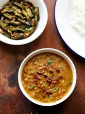 green moong dal recipe | green gram curry recipe | sabut moong dal recipe