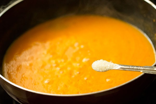 sugar for aloo kofta gravy recipe