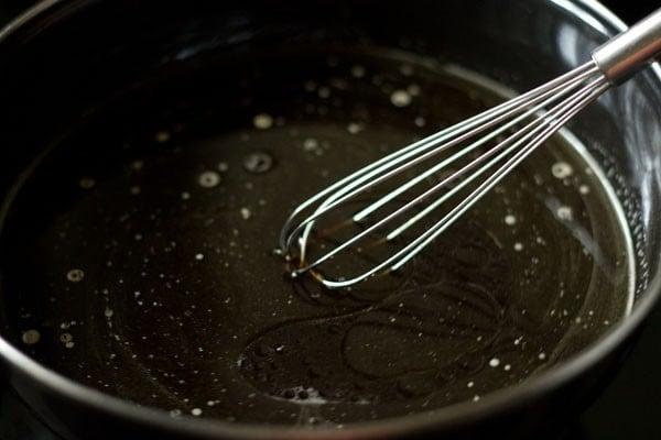 making eggless apple muffins recipe