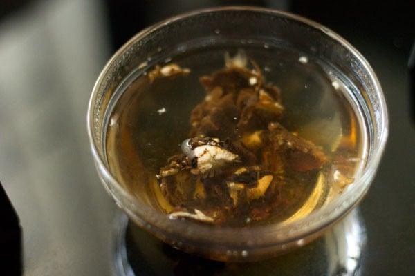tamarind for garlic rasam recipe