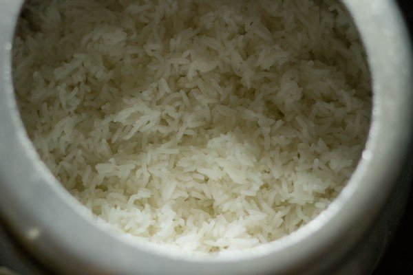 rice for paneer fried rice recipe