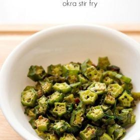 20 Tasty Recipe Ideas With Bhindi Indian Okra Recipes